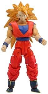 Bandai - 34200 - Dragon Ball Z - Figurine - Saiyan- Super Saiyan 3 Goku