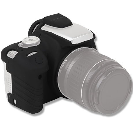 Delkin DDSPROC7D-B Snug-it Pro Protective Camera Skin for Canon 7D