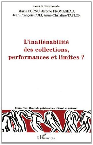 Inalienabilite des Collections Performances et Limites