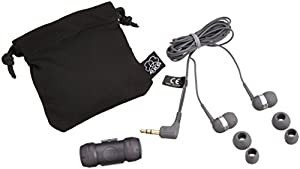 AKG Acoustics IP2 Professional In-Ear Monitoring Headphones with Protective Carrying Case & Bag