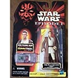 STAR WARS E1- OBI-WAN KENOBI(NABOO) with LIGHTSABER and HANDLE COMMTECH