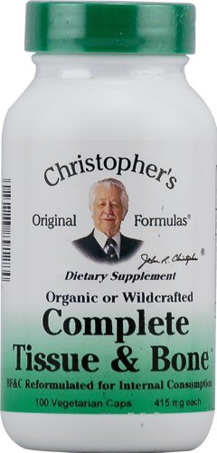Complete Tissue And Bone Formula (Formerly Bfand C) - 100 - Veg/Cap ( Multi-Pack)