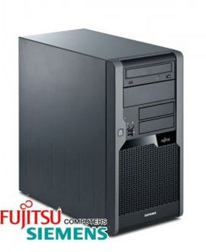 FSC Siemens Esprimo P5730 Core 2 Duo E8400 2 x 3 GHz (Dualcore) | 4 GB | 160GB | DVD | NVIDIA® GeForce® 9300 GE 512 MB | Microsoft Windows 7 Home Premium | Office PC | gebraucht