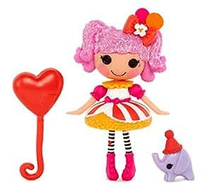 Mini Lalaloopsy Super Silly Party Doll Peanut Big TopMini Lalaloopsy Super Silly Party Doll Peanut