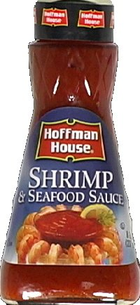 Hoffman House Shrimp and Seafood Sauce, 8 oz.