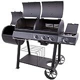 Char-Broil Oklahoma Joe's Charcoal/Gas/Smoker Combo