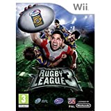 echange, troc Rugby League 3 (Wii) [import anglais]