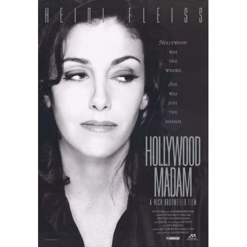 Amazon.com - Hollywood Madame Poster Movie 11x17 Nick Broomfield Madam