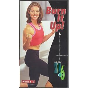 Burn It Up! Debbie Siebers' Slim in 6 Workout Series Weeks 4-6