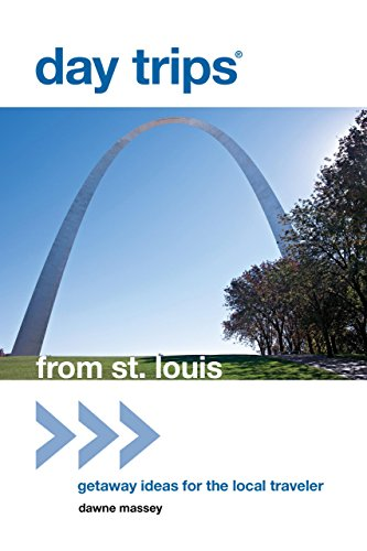 Day Trips® From St. Louis: Getaway Ideas For The Local Traveler (Day Trips Series) front-1019959