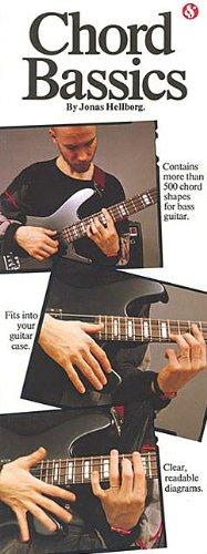 Chord Bassics (Compact Reference Library) [Hellborg, Jonas] (Tapa Blanda)