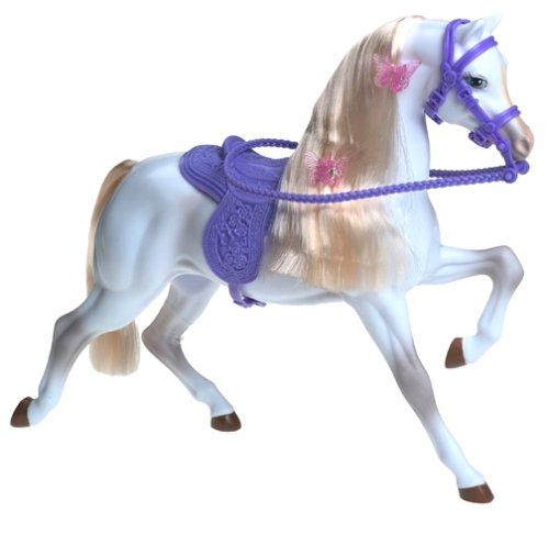 Barbie Pferd Brushable Beauties: Amethyst