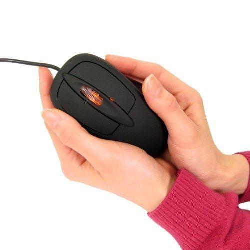 サンコ- USBあったかマウス3 USHOTM03