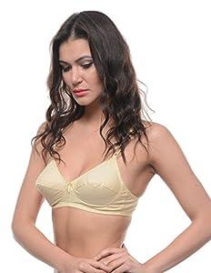 Bodycare Skin Non-Padded Cotton Bra (5508S)