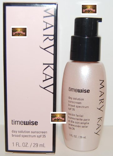 MARY KAY TIMEWISE DAY SOLUTION SUNSCREEN BROAD SPECTRUM SPF 35