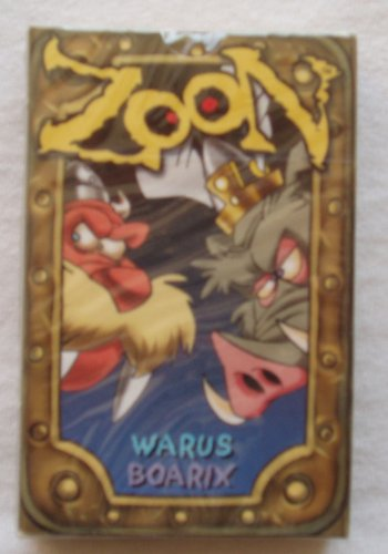 Zoon Warus Boarix Card Game (English) - 1