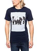 Cerruti Camiseta Manga Corta CMM8022950 C0843 (Azul Marino)