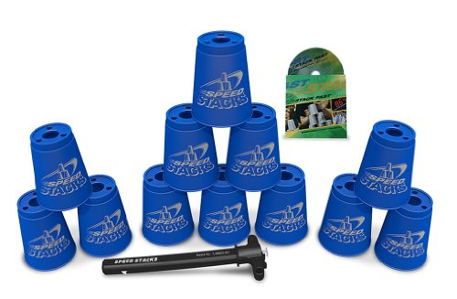 Sport Stacking with Speed Stacks Cups - Cool Blue (Cup Stacking) (Cup 2 Year compare prices)