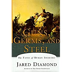 guns germs and steel critique Our reading guide for guns, germs, and steel by jared diamond includes book club discussion questions, book reviews, plot summary-synopsis and author bio.
