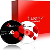 "Fluenz Version F2: Mandarin 1+2 (Win/Mac) with software DVDs, audio CDs, podcasts, and Navigator. Learn Chinese with the latest upgrade.von ""Fluenz"""