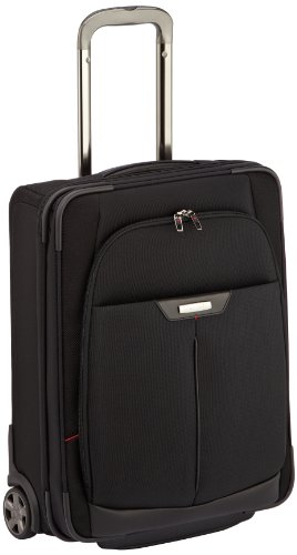 Samsonite Pro DLX 3 55cm Trolley Case - Black