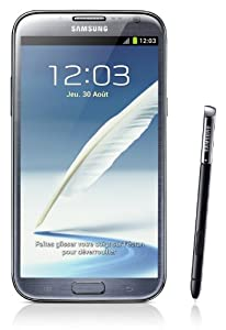 Samsung GT-N7100TADXEF Galaxy Note II Smartphone Android Gris