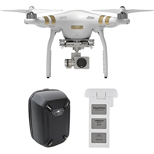 DJI Phantom 3 Pro Quadcopter Kit