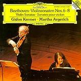 Beethoven: Violin Sonatas Nos. 6-8 / Kremer, Argerich