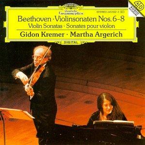 Beethoven - Kremer, Argerich - Zortam Music