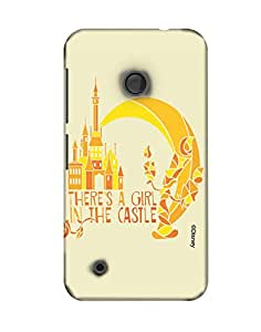 Pick Pattern with Exclusive DISNEY Characters Back Cover for Nokia Lumia 530