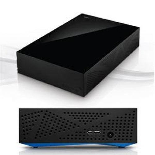 "Seagate Backup Plus Stdt3000100 3 Tb 3.5"" External Hard Drive Usb 3.0 / Stdt3000100 /"