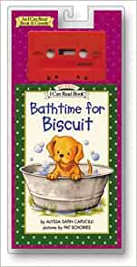 Bathtime for Biscuit (Book and Tape): Alyssa Satin ...