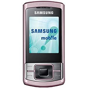 Samsung C3050 in Pink on O2 Pay As You Go with £10 airtime credit
