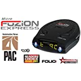 Microfuzion Express - The Uks Lowest Priced GPS Based Speed Camera Detection System - Detects All Speed Camerasby Microfuzion