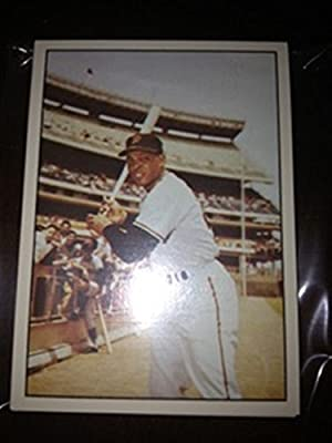 1978 TCMA Stars of 60s San Francisco Giants Team Set 13 Cards WILLIE MAYS MINT Rare