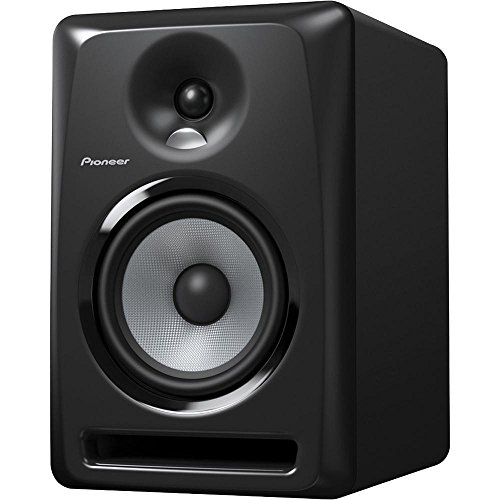 Pioneer Pro Dj S-Dj60X 6-Inch Active Reference Speaker, Black