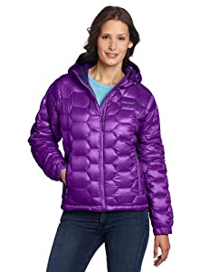Marmot Women's Ama Dablam Jacket, Vibrant Purple, Large