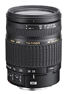 Tamron AF 28-300mm f/3.5-6.3 XR Di LD VC (Vibration Compensation) Aspherical (IF) Macro Zoom Lens with Built in Motor for Nikon Digital SLR Cameras (Model A20NII) (Discontinued by Manufacturer)