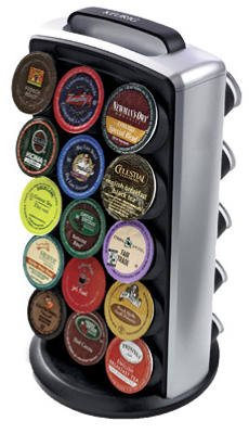 Keurig K-Cup Carousel Tower, Black