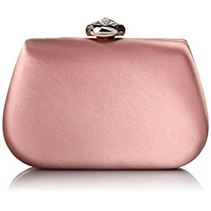 Nine West Collection 60338098 Clutch,Baby Pink,One Size