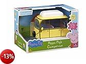 Peppa Pig. Campeggiatore, circa 12,5 x 10 x 9 cm, Giallo
