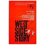 West Side Story Movie (Credits) Poster Print