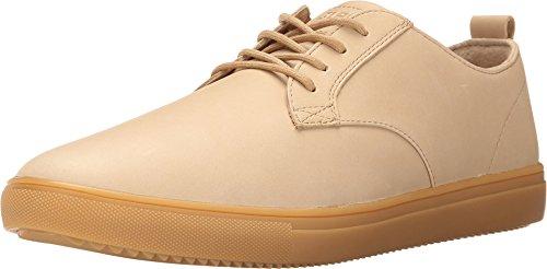 Clae Men's Ellington SP Latte Leather Sneaker 12 D (M)