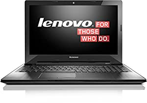 Lenovo Z50-70 39,6 cm (15,6 Zoll FHD TN) Notebook (Intel Core i3 4010U, 1,7 GHz, 4GB RAM, 500GB HDD, NVIDIA GeForce 840M 2 GB, DVD Brenner, kein Betriebssystem) schwarz