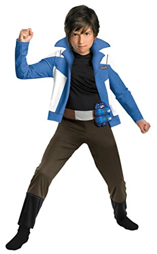 Boys Monsuno Chase Kids Child Fancy Dress Party Halloween Costume