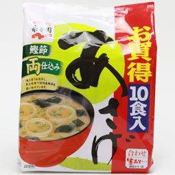 永谷園 生あさげ 10食