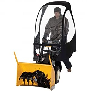 Classic Accessories 52-002-010401-00 Deluxe Snow Thrower Cab (Discontinued by Manufacturer)