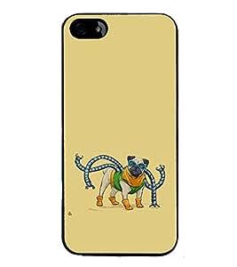 ifasho Designer Phone Back Case Cover Apple iPhone 5 ( Stone Type Pattern Design )