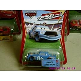 Disney Pixar Cars Race O Rama Dinoco Chick Hicks #26 [Toy]