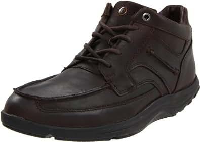 Rockport Men's Twwt Lace-Up Boot,Dark Brown,10 M US